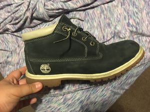 WOMENS TIMBS! Size 10-nellie chukka double waterproof for Sale in Cleveland, OH