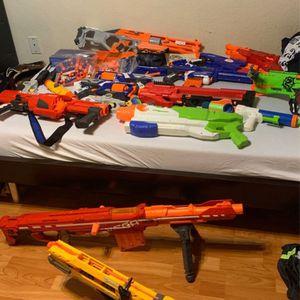 Nerf Gun Lot for Sale in Miami, FL
