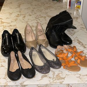 6 Pair Bundle of Little Girl's Dress Shoes for Sale in San Francisco, CA