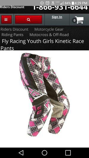 Brand new girls dirt bike pants for Sale in Cumming, GA