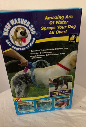 Amazing Arc of Water Sprays for Dog for Sale in Stockton, CA