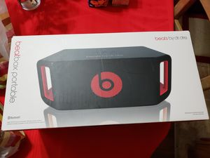 New Beatbox portable speaker for Sale in Silver Spring, MD