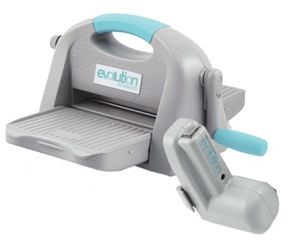 We R memory keepers evolution advanced die cutting machine w/ motor - sizzix ellison BIG SHOT / KICK cuttlebug compatible NEW for Sale in Tustin, CA