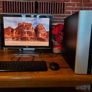 HP Pavilion Desktop PC for Sale in Chino, CA