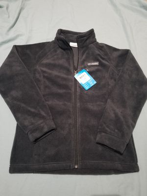 NWT Boys Columbia black fleece L for Sale in Houston, TX