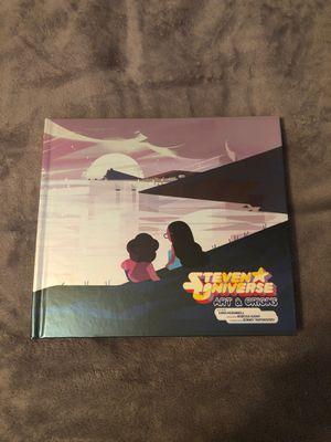 Steven Universe Art Book for Sale in Arroyo Grande, CA