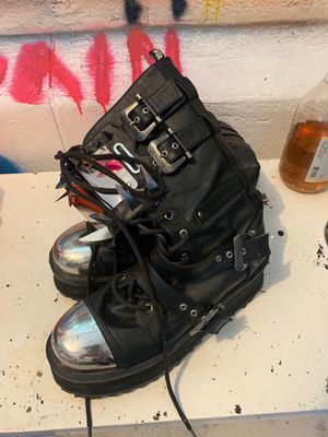 demonia boot size 10 M for Sale in Los Angeles, CA