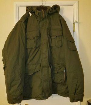 Men Eddie Bauer Parka Winter Jacket XXL for Sale in San Diego, CA