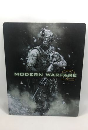 Call Of Duty Modern Warfare 2 steelbook Sony PlayStation 3 for Sale in Corona, CA