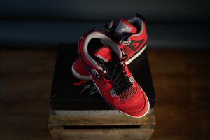 Air Jordan 4 Toro Bravo Size 10.5 - 100% Authentic for Sale in Alexandria, VA