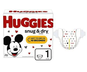 Huggies Snug & Dry Diapers size 1 for Sale in Surprise, AZ