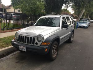 2006 Jeep Liberty 4x4 for Sale in Chatsworth, CA
