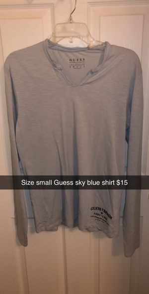 Mens $15 Kenneth Cole vest and Guess shirts. Swipe left to see. Amazing deals! for Sale in Castro Valley, CA