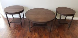 Coffee table set for Sale in Corona, CA