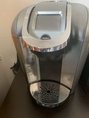 Keurig K475 Single Serve K-Cup Pod Coffee Maker with 12oz Brew Size for Sale in Baltimore, MD