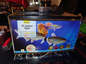10 gallon fish tank for Sale in Portland, OR