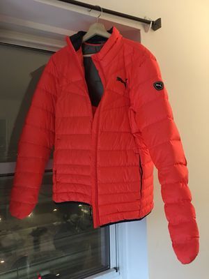 Puma heated jacket ( worn 1) for Sale in New York, NY
