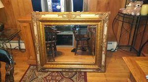 Big wall mirror for Sale in Columbia, VA