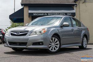 2011 Subaru Legacy 2.5i Limited for Sale in Neptune City, NJ