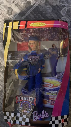 NASCAR 50th Anniversary Barbie for Sale in Washington, DC