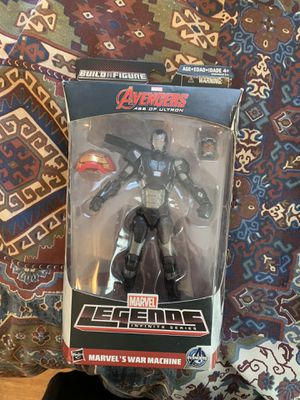 Marvel legends war machine figure new $30 cash for Sale for sale  Passaic, NJ