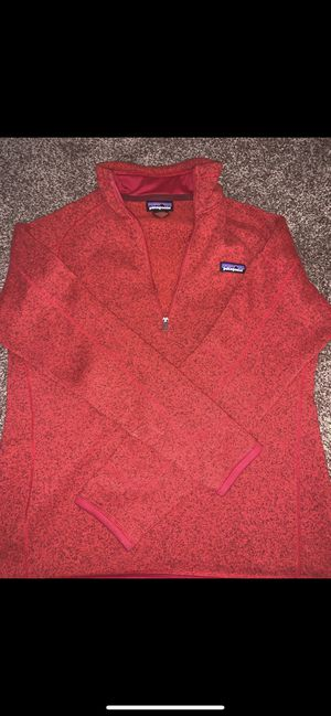 Patagonia Better Sweater 1/4 Zip- Women's Large for Sale in Columbus, OH