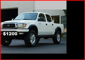 Price$1200 Toyota Tacoma for Sale in Nashville, TN