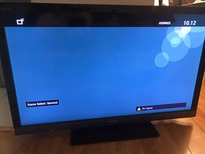 Sony flat screen tv for Sale in Glendale, CA