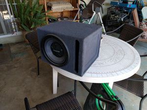 """12"""" sub woofer for Sale in El Cajon, CA"""