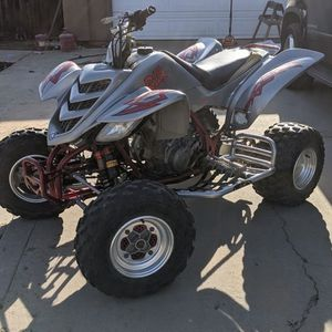 2005 Yamaha YFM Raptor 660 for Sale in Madera, CA