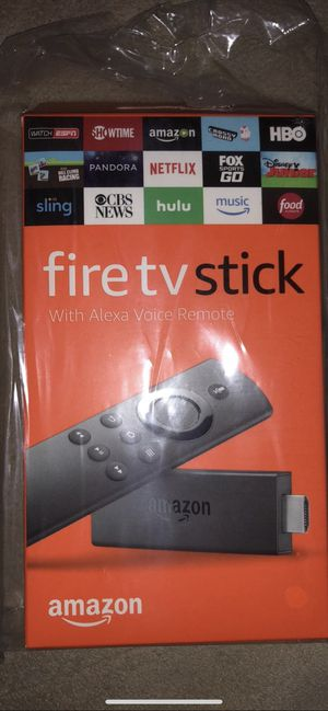 New J/B Amazon Fire TV Stick for Sale in Wilsonville, OR
