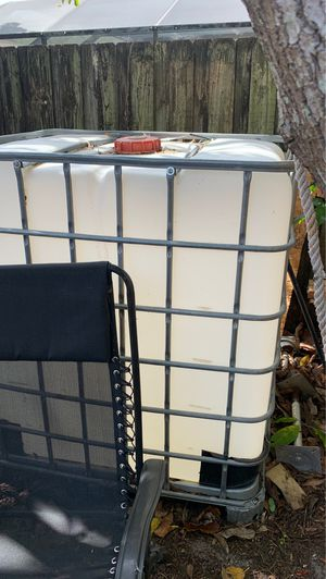 Water tank for Sale in Fort Lauderdale, FL