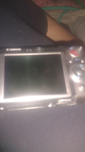 Digital Silver Canon Camera for Sale in Olathe, KS