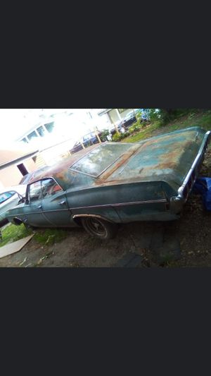 Antique classic Impala for Sale in North Providence, RI