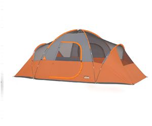 BEST 9 Person Extended Dome Tent For Camping, Tailgating and Family Functions. for Sale in Franklin Center, PA