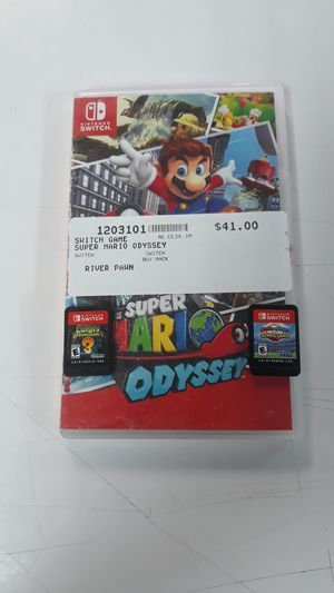 Switch Games for Sale in Blythe, CA