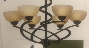 Ribbon Chandelier for Sale in Arcadia, CA