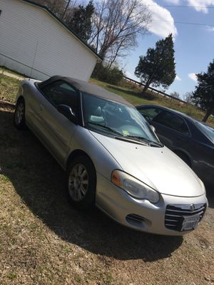 2006 Chrysler Sebring GTC for Sale in Farmville, VA