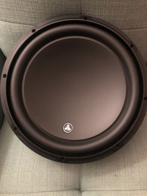 JL Audio 12W3v3-4 for Sale in Ontario, CA