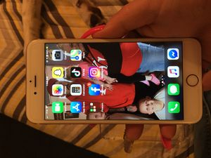 IPhone 6s Plus unlocked for any carrier for Sale in Kansas City, MO