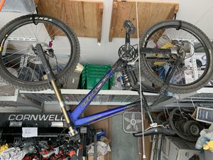 Kona large cross country full suspension mountain bike for Sale in San Diego, CA