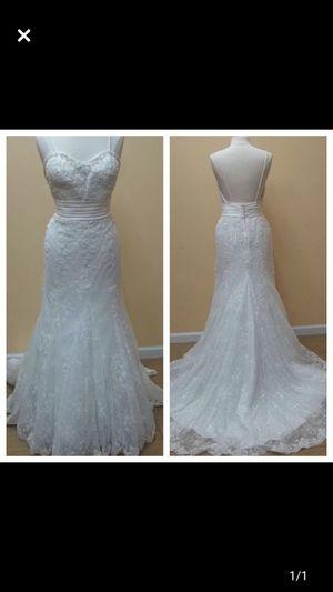 Alfred Angelo wedding dress for Sale in Bakersfield, CA