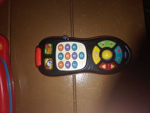 Vtech kids play remote for Sale in Fort Lauderdale, FL