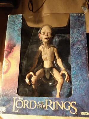 Lord of the rings smeagol for Sale in Denver, CO