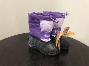 Kamik children snow boots for Sale in Centreville, VA