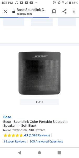 Bose- Brand new for Sale in Suitland, MD