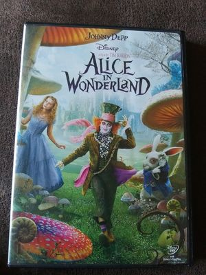 Disney Alice in Wonderland DVD ($2) for Sale in BRECKNRDG HLS, MO