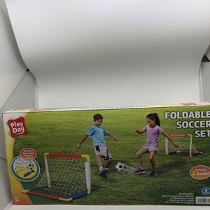 Play Day Foldable Soccer Set for Sale in Fort Meade, MD