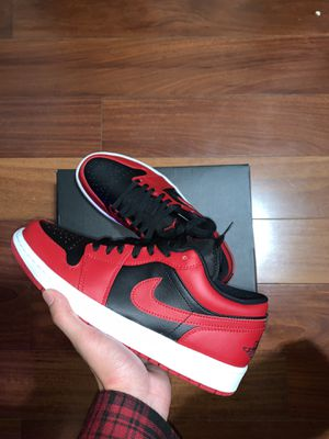 Jordan 1 Bred Low for Sale in Fountain Valley, CA