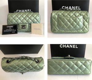 "Chanel mini 8"" crossbody bag for Sale in Galloway, OH"